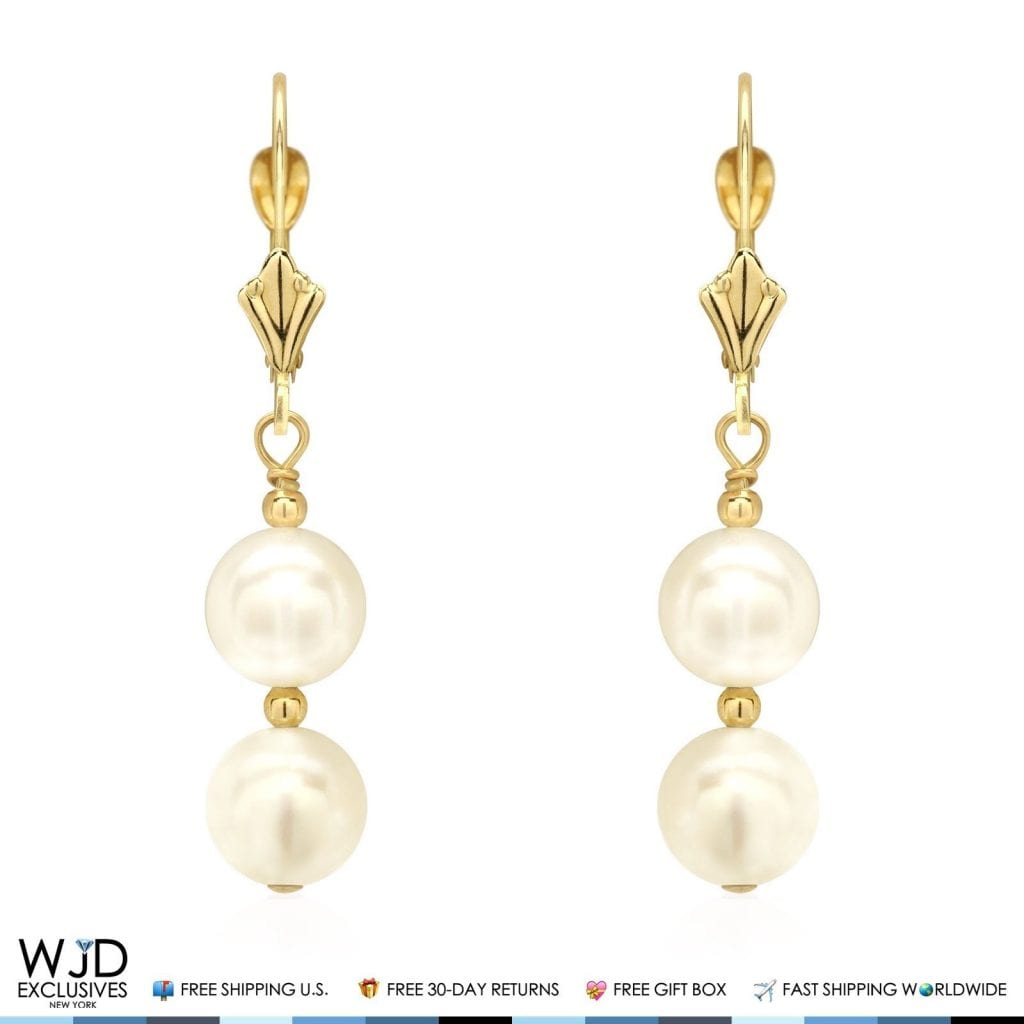 leverback white earrings nivellia online jewelry next niche dangling product diamond gold anklet drop previous