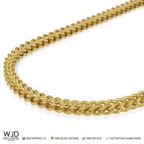 aa46864ec59a8 Franco Link Chains | WJD Exclusives